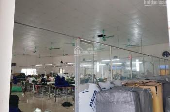 Cho thuê xưởng KCN An Xá, Nam Định