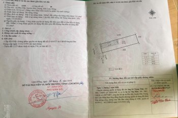 Chính chủ bán đất xã Phú Hội, Đức Trọng, Lâm Đồng ngang 10m dài 42m có 100m2 thổ cư. Giá 1.3 tỷ