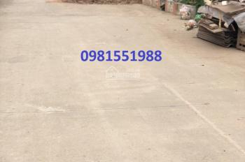 Bán 62m2 xóm 1 Đông Dư đường 2 ô tô tránh nhau, giá hạt dẻ, LH 0981551988