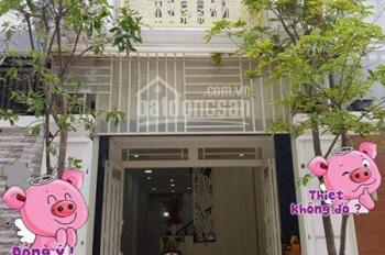 Chính chủ cần bán nhanh căn nhà mới xây đường Kênh Tân Hóa, Tân Phú, hẻm xe hơi, SHR LH 0969848295