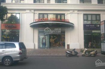 Chính chủ cho thuê shophouse T7,tầng 2, lối đi riêng biệt, 185m2, giá 65 tr/tháng. LH: 0911.116861