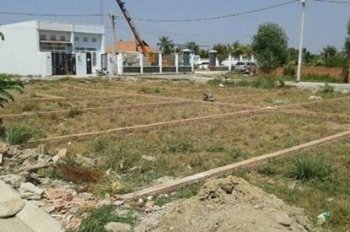 Bán gấp lô đất TC MT Mai Chí Thọ, Bình Khánh, q2, SHR, chính chủ giá 910tr/100m2 LH 0932113691 Quân