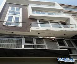 Cho thuê nhà hẻm xe tải đường Nguyễn Văn Thương, phường 25, Quận Bình Thạnh