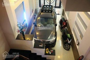 Bán nhà hẻm xe hơi 50 Nguyễn Kim, Tân Phước, P6 Quận 10, DT 5x16m, 1 trệt 2 lầu, giá 7,1 tỷ