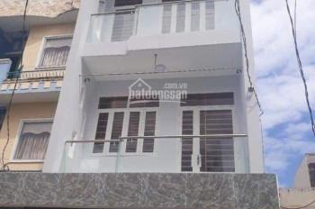 Bán nhà HXH mặt tiền hẻm 730 Huỳnh Tấn Phát, DT 4.1x10m, 1T, 2L, ST, giá 5.5 tỷ