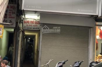 Chính chủ bán nhà mặt phố Bát Đàn, P. Hàng Bồ, Q. Hoàn Kiếm, HN; gần ngã tư Hàng Bồ tiện kinh doanh