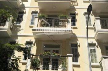 Cho thuê nhà Phạm Thận Duật, Mai Dịch, Cầu Giấy 80m2 6 tầng, 32 tr/th, có thang máy, đường rộng 9m