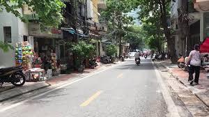 Thửa đất phân lô lô góc KD ô tô mặt phố Nguyễn Chính 40 m2, MT 5.6 m, giá 3.45 tỷ