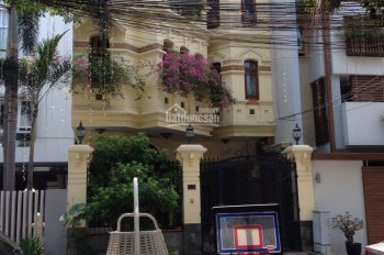 Cần bán gấp nhà biệt thự 101 đường Nguyễn Chí Thanh, P. 9, Q. 5, DT 8x20m, giá 28 tỷ TL