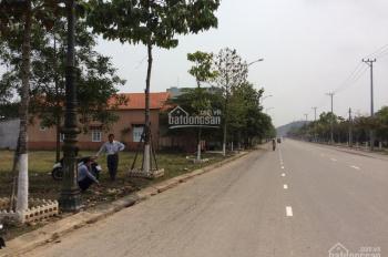 Bán đất mặt tiền đường ĐT 602 rộng 15m đi Bà Nà, sạch đẹp, DT 103m2, giá 2.25 tỷ