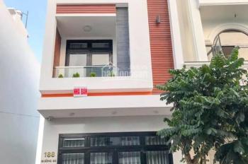 Bán nhà 1 trệt, 2 lầu, mới xây, full nội thất, đường B5, KDC Hưng Phú 1