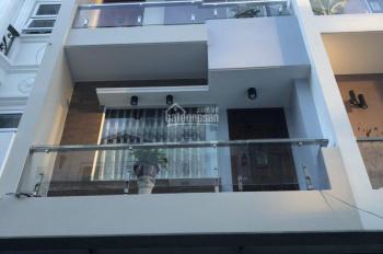 Nhà 4.2x13m Phạm Văn Chiêu, P16, 1 trệt 3 lầu, hẻm xe hơi khu đồng bộ, giá 5.35 tỷ, 0903 01 65 66