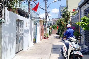 Bán nhà cấp 4 hẻm xe hơi 121 đường Hưng Phú, phường 8, Quận 8