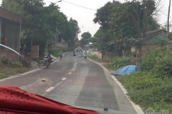 Bán đất mặt phố kinh doanh khu công nghệ cao Hòa Lạc, xã Đồng Trúc, Thạch Thất, 16 tr/m2