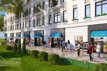 Shophouse q8 Mặt tiền Võ Văn Kiệt 1 trệt 1-2-3 lầu, thanh toán 10% có HĐMB, tháng 6/2020 nhận nhà