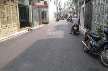 Bán nhà hẻm xe hơi 6m Hưng Phú, P. 8, Q. 8, DT: 4,5x20m, giá 5,45 tỷ TL, giáp quận 1, quận 5