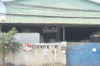 Cho thuê nhà mặt tiền Đ. ĐT 746, gần chợ Tân Phước Khánh, Bình Dương. 10x54m làm showroom, siêu thị