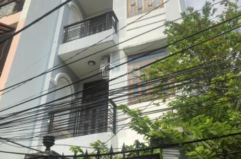 Thiện chí bán nhà 793 khu dân cư Kiều Đàm, phường Tân Hưng, Q7, DT: 5 x 18m, xây dựng 4 lầu
