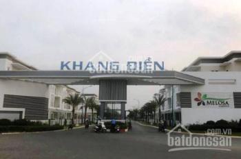 Bán căn góc Melosa Khang Điền Quận 9. DT 9x15m, hướng Nam