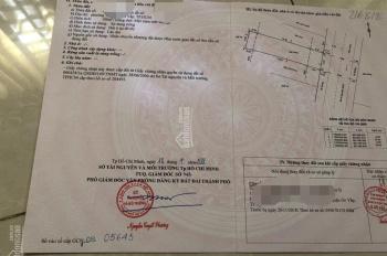 Bán đất HXH Nguyễn Oanh, Nguyễn Văn Lượng, 5x20m, 100m2, giá rẻ chỉ 6,8 tỷ