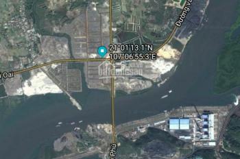 Cần bán biệt thự từ 300m2 dự án Làng Bang, ngay cạnh Cầu Bang giá rẻ từ 3,3 tr/m2