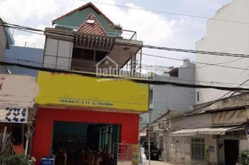Nhà góc 2 mặt tiền Phạm Văn Bạch, DT: 5X20m, 2 lầu, 7 PN