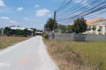 Bán đất huyện Đức Hòa giá rẻ, TT Hậu Nghĩa 5x23m, giá 650 triệu