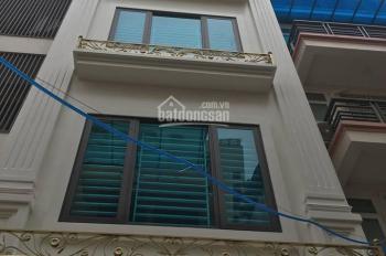 Bán nhà PL Trần Quang Diệu, Đống Đa, 45m2 x 7 tầng thang máy MT 4m, đường thông, ôtô 7 chỗ, 8,9 tỷ