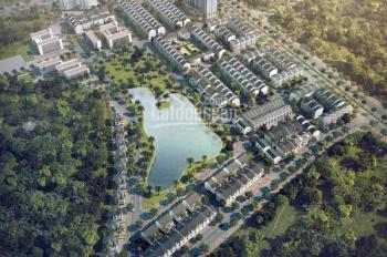 Chỉ 4.3 tỷ sở hữu ngay biệt thự 74.3 m2, Tây Nam, KĐT Xuân Phương Viglacera, LH: 0936.358.981