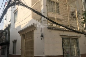 Cần bán gấp nhà 3,8x9m, trệt, lửng, 2 lầu, căn góc 2 MT hẻm Nguyễn Trãi, P. 2, Q. 5
