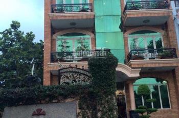 Bán khách sạn mặt tiền đường Nguyễn Ảnh Thủ, 9.10x 39m, 1 trệt, 3 lầu và 1 tầng hầm để xe