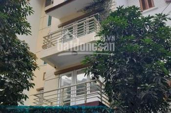 Cho thuê nhà ngõ 3 phố Nguyễn Khánh Toàn, DT 50m2 x 4,5 tầng, ngõ ô tô đậu cửa