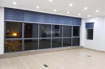 Cho thuê văn phòng đẹp, giá rẻ tại phố Nguyễn Khả Trạc, mặt tiền 7m, diện tích 50m2