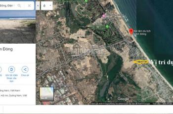 Đất sát biển kẹp công viên hướng Đông view tiện ích. LH: 0934764431