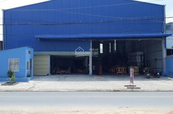 Cho Thuê Xưởng Mặt Tiền DH417 Tân Uyên Bình Dương