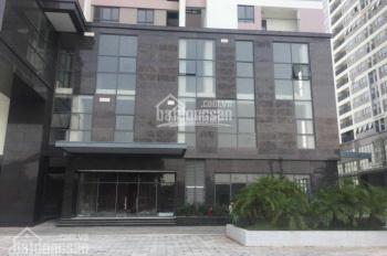 Cho thuê mặt bằng sàn thương mại, dịch vụ, văn phòng - Chung cư 43 Phạm Văn Đồng. Vị trí đẹp