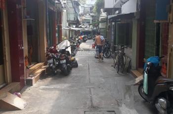 Bán nhà hẻm 3.5m thông đường Tân Phước, P6, Q11, DT: 3.1x10m, nở hậu, trệt, lầu, sân thượng, 4.25tỷ
