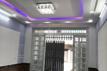 Bán nhà 1 lầu mới đường Huỳnh Văn Nghệ, Tân Bình. DT: 4 x 15m