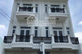 Bán nhà mặt tiền quận 12 - đường Lê Thị Riêng, 1 trệt 1 lửng 3 lầu. Liên hệ: 093.663.2227
