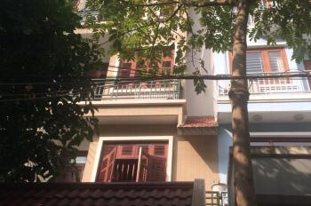 Cho thuê nhà tại Trung Yên 6, Yên Hòa, Cầu Giấy, Hà Nội. DT 45m2 * 5 tầng, giá 25 tr/th