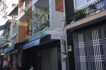 Bán hẻm Hai Bà Trưng, phường Tân Định, Quận 1