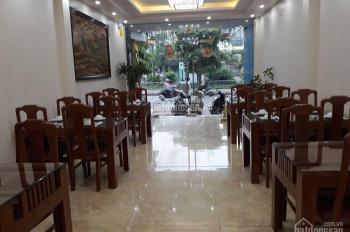 Bán gấp siêu mặt phố Nguyễn Đức Cảnh, Hoàng Mai, 100m2 kinh doanh đỉnh, giá 120tr/m2, LH 0902228980