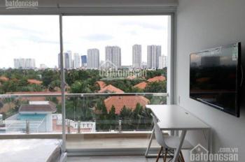 Chính chủ cần bán CHDV đường Số 1, P. Thảo Điền, Q2, DT 10x12.5m, 1 trệt 5 lầu ST, giá chỉ 24.5 tỷ