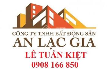 Nhà kiên cố 3 tấm góc 2 mặt tiền Hồng Bàng, P1. DT: (4,4x14,5) m, giá: 9,5 tỷ (TL)