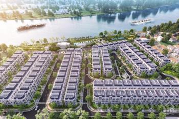 Biệt thự vị trí đẹp nhất view sông, chỉ 1 tỷ 250, ở Bến Lức