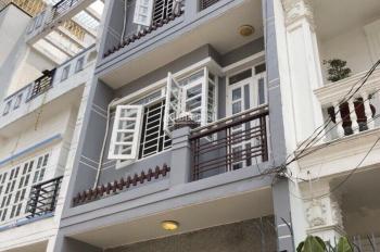 Cần bán nhà đẹp hẻm 5m 1333 Huỳnh Tấn Phát, Q7. 4,5 m*12m, 2 lầu, áp mái. 5,6 tỷ