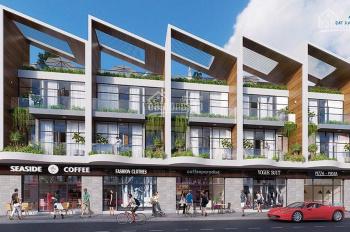 Marina Complex nhà phố mặt tiền kinh doanh 4 tầng, 2 mặt tiền, thiết kế độc đáo, giá tốt nhất