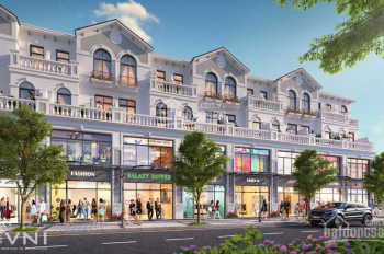 Shopphouse Hải Âu, diện tích 90m2, 150m2 vị trí kinh doanh đẹp Vinhomes Ocean Park Gia Lâm