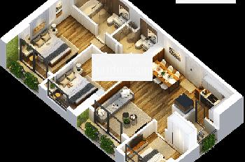 Chính chủ bán căn hộ B2109 Anland - 03 phòng ngủ - Ban công Đông Nam