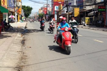 Bán nhà cấp 4 (5.2x25m) giá 13 tỷ TL, MT đường Nguyễn Anh Thủ, P. Hiệp Thành, Q. 12, LH: 0933805479